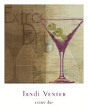 Extra Dry Prints by Tandi Venter