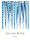 Icicles Art by Jane Ann Butler