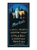 Martinis Prints by Will Rafuse