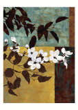 Spring Blossoms I Posters by Keith Mallett