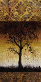 Oak Tree II Print by Lynn Kelly