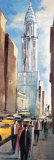 Chrysler Building Prints by Didier Lourenco