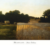 Heartland Print by Marc Bohne