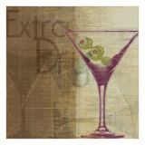 Extra Dry Posters by Tandi Venter