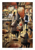Cafe Posters by Didier Lourenco