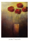 Flowers for Me Posters by Jutta Kaiser