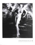 Grazia Sammlerdruck von Gunter Blum