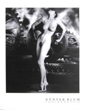 Grazia Collectable Print by Gunter Blum