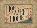 Home Sweet Home Poster by David Harden