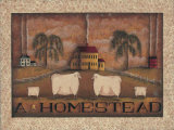 A Homestead Prints by David Harden