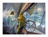 At the Helm Prints by Danny Hahlbohm