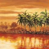 Paradise I Posters by J.t. Vegar