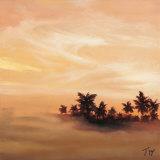 Tropic Mist I Posters by J.t. Vegar