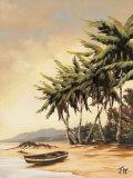 Tropic I Print by J.t. Vegar