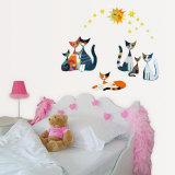 Kissat Seinätarra
