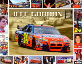 Jeff Gordon Affiches