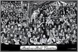 Rock & Roll Theatre Billeder af Howard Teman