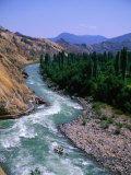 Rafting Down the Coruh River, Erzurum, Turkey Photographic Print by Anders Blomqvist