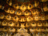 Ceiling of the Dome of the Arg-E Karim Kahani, Shiraz, Fars, Iran Photographic Print by Phil Weymouth