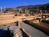 Ancient City of Persepolis Persepolis (Takht-E Jamshid), Fars, Iran Photographic Print by Phil Weymouth