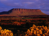 Benbulbin Mountain, County Sligo, Ireland Photographic Print by Gareth McCormack