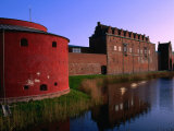Malmohus Fort (1434) Now Housing a Museum, Malmo, Skane, Sweden Photographic Print by Anders Blomqvist