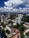 High-Rises in Downtown, Guatemala City, Guatemala Photographic Print by Greg Johnston