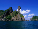 Chicken Island (Koh Hua Khwan), Ao Nang, Thailand Photographic Print by Nicholas Reuss