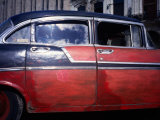 Classic Car, Havana, Cuba Photographic Print by Charlotte Hindle