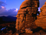 Summit Tor on Slieve Binnian, Mourne Mountains, Down, Northern Ireland Photographic Print by Gareth McCormack