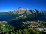 Waterton Lakes National Park, Waterton Lakes National Park, Alberta, Canada Photographic Print by Carol Polich