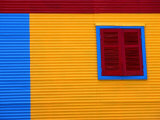 Colourful Houses on Caminito Street, Buenos Aires, Argentina Photographic Print by Alfredo Maiquez