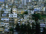 Built-Up Housing, Tripoli, Ash Shamal, Lebanon Photographic Print by Jane Sweeney