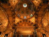 Chapel of St. John the Baptist Inside Cathedral San Lorenzo, Genova, Italy Photographic Print by Martin Moos