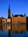 Riddarholmskyrkan and Riddarholmen Seen from Soder, Stockholm, Sweden Photographic Print by Jonathan Smith