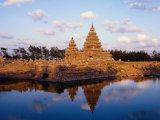 Shore Temple, Mamallapuram, India Photographic Print by Eddie Gerald