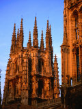 Gothic Cathedral, Burgos, Spain Photographic Print by Wayne Walton