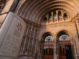 The Entrance to the Natural History Museum - London, England Photographic Print by Doug McKinlay