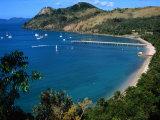 Bauer Bay, Australia Photographic Print by Wayne Walton