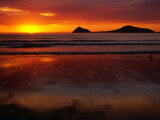 Sunset Over Whiskey Bay, Wilsons Promontory National Park, Australia Photographic Print by Paul Sinclair
