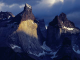 The Cuernos Del Paine (Horns of Paine), Patagonia, Chile, Photographic Print by Richard I'Anson