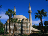 Takiyyeh As-Sulaymaniyyeh Mosque, Built by Sinan (1553), Damascus, Syria Photographic Print by Wayne Walton
