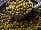 Stuffed Manzanilla Olives, Spain Photographic Print by Oliver Strewe