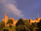 Inverness Castle on Hill Inverness, Highland, Scotland Photographic Print by Glenn Beanland