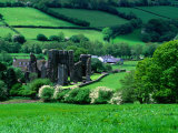 Llanthony Priory, Black Mountains, Llanthony, United Kingdom Photographic Print by Nicholas Reuss