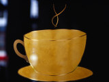 Sign Depicting Coffee Cup - Madrid, Spain Photographic Print by Oliver Strewe