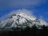 Errigal Mountain in County Donegal in Winter, Ireland Photographie par Gareth McCormack