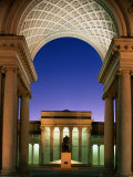 Fine Arts Museum of San Francisco, San Francisco, California, USA Photographic Print by Roberto Gerometta