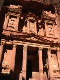 El Khasneh (The Treasury) is Petra's Most Famous and Impressive Monument, Petra, Jordan Photographic Print by Patrick Syder