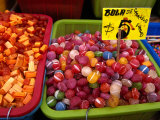 Boiled Sweets at La Merced Market, Mexico City, Distrito Federal, Mexico Photographic Print by Greg Elms